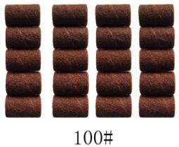 10db Csiszoló gyűrű 100#  010