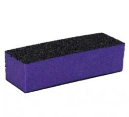 Buffer háromoldalú ,lila / fekete  003