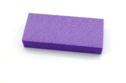 Buffer kétoldalú , lila  005