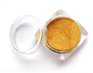 Chrome Mirror (tükör effekt) pigment por