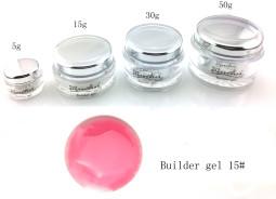 Építő zselé-015# Pink 15g