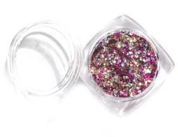 Glitter Szivárvány 3g  302
