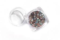 Glitter Szivárvány 3g  304