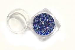 Glitter Szivárvány 3g  306