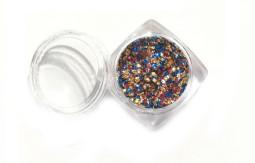 Glitter Szivárvány 3g  308