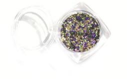 Glitter Szivárvány 3g  310
