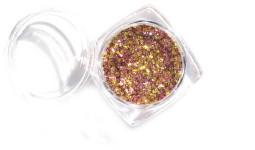 Glitter Szivárvány 3g  316