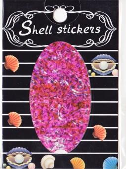 Kagyló hatasú matrica,öntapadós,z-d920  920