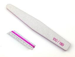 Kenu reszelő szürke,középen pink ,100/180  011
