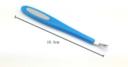 Kétágú körömágybőr vágó-Kék  001