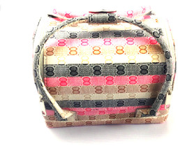 Mini Kozmetikai táska 2-8.Pink  002