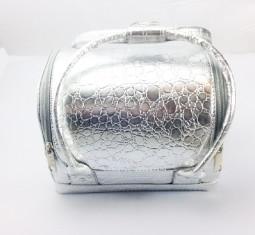 Mini Kozmetikai táska 7-S.Silver  007