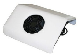Műkörmös porelszívó,1 ventillátoros / fehér  858