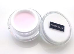 Porcelánpor 12g- pink  131004