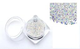 Ss3 pixie strasszö  300db-os,Crystal AB  027
