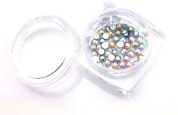 Strasszkő SS10-50db-027 Crystal AB  027