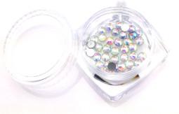 Strasszkő SS12-40db-027 Crystal AB  027