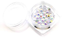 Strasszkő SS16-30db-027 Crystal AB  027