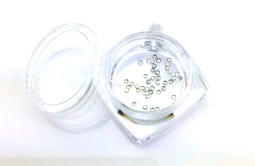 Strasszkő SS3-50db-001 Crystal  001
