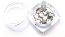 Strasszkő SS30-15db-001 Crystal  001