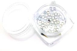 Strasszkő SS8-50db-001 Crystal  001