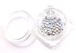 Strasszkő SS8-50db-027 Crystal AB  027