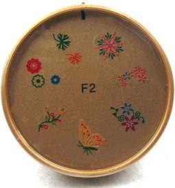 Szilikon mintázó korong -F2
