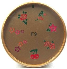 Szilikon mintázó korong -F9