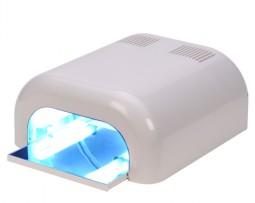 UV lámpa 4x9W KS-702-white  ite