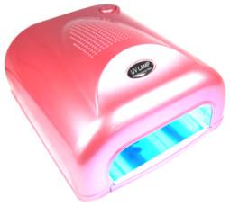 UV lámpa 4x9W SM-703-pink  ink